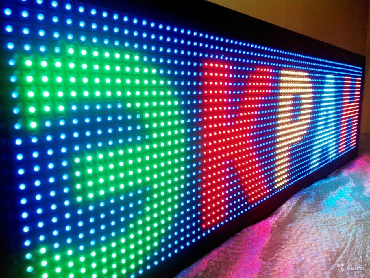 Изготовление светодиодных экранов в Киеве