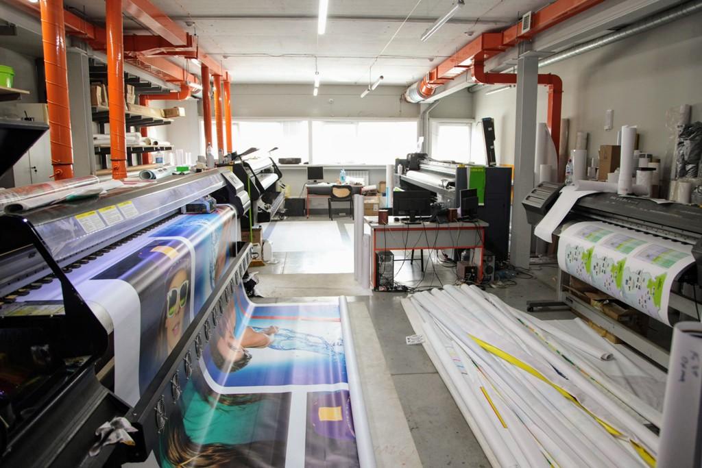 Печать и изготовление брандмауэров в Киеве